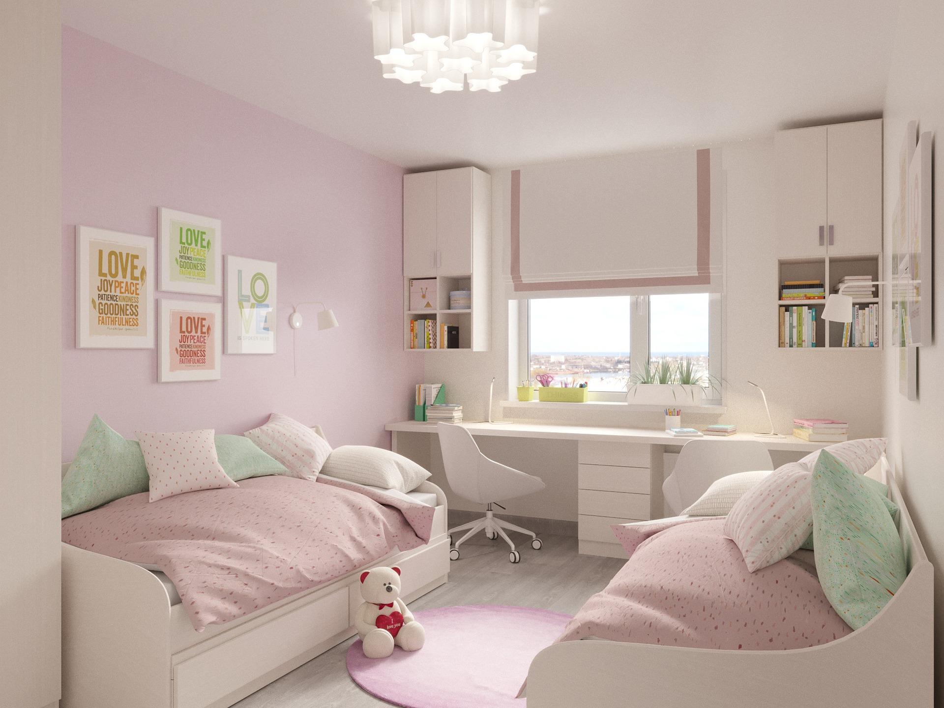 Lányka szoba
